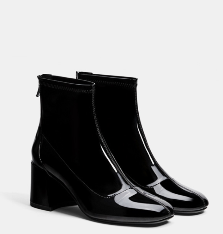 9 Block Heel Boots To Keep You On Trend!