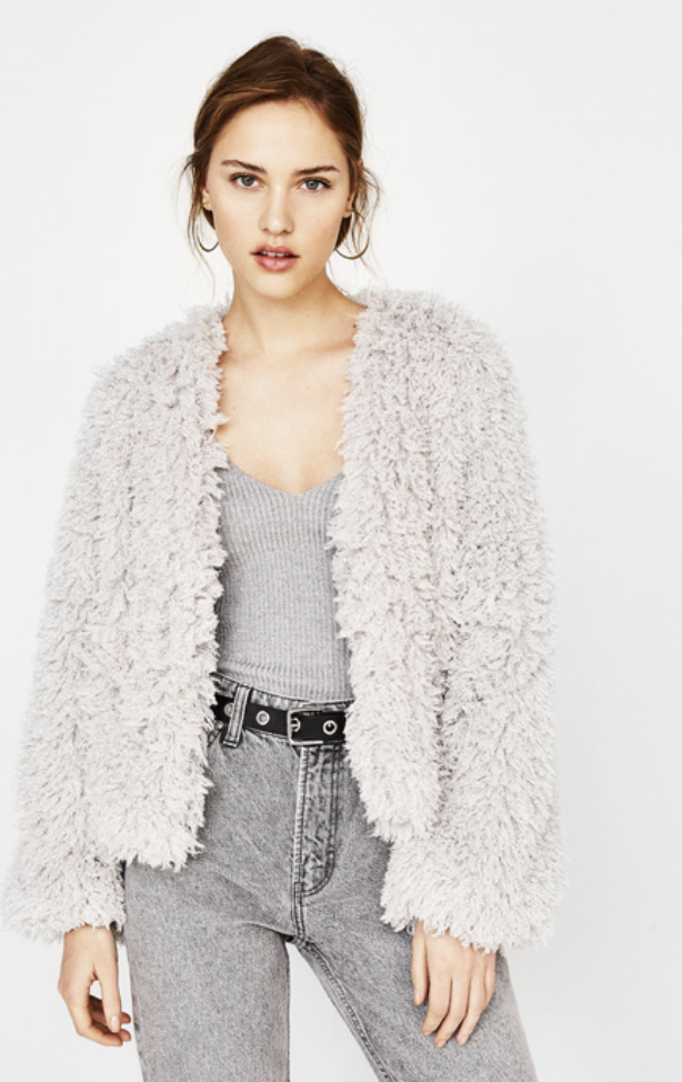 Faux Fur Coats To Get You Through This Never EndingWinter!!!!